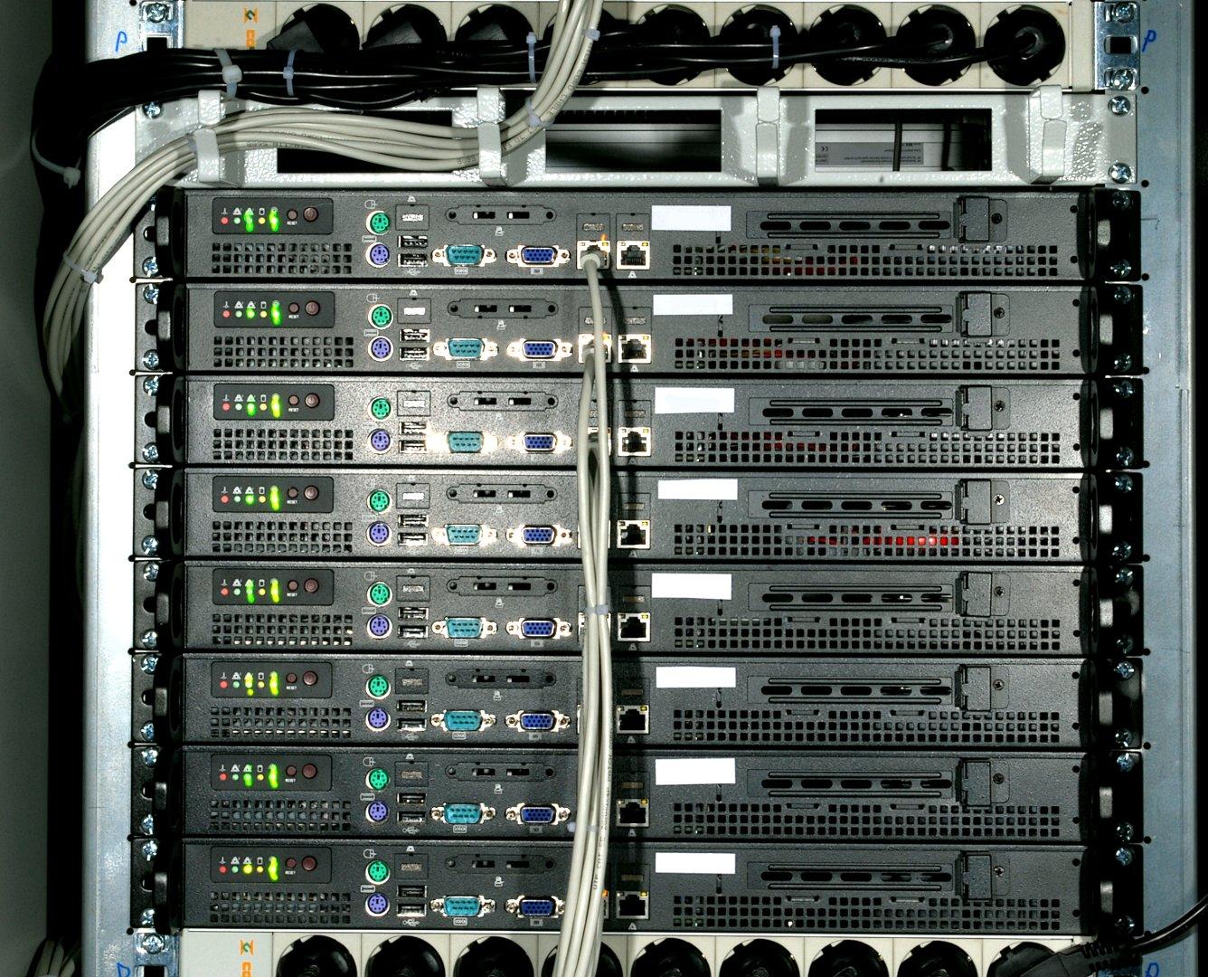 Хостинг-сервера на базе intel atom новые сервера вов 3.3.5